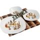Noname - Фляги, термоса, посуда, Набор посуды Утки (13 предметов на 6 персон)