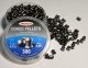 Люман - Пневматическое оружие, Пульки 4,5 мм Люман Domed pellets(круглоголовая), 0,68 г. 300 шт.