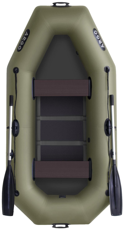 гребная надувная лодка из пвх с реечным по