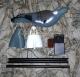 China - Муляжи, чучела, устройства и аксессуары, Муляж голубя Вяхеря пластиковый (Махокрыл с пультом)