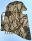 Zaimka.net - Одежда, Шлем-маска с сетки сухой камыш