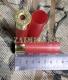 16к. - Снаряжение  патронов, Гильза пластмассовая 16к 70мм под еврокапсюльNobel Sport Италия, 16 мм высота юпки