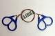 Noname - Туристическое снаряжение, Пила карманная пластиковые кольца